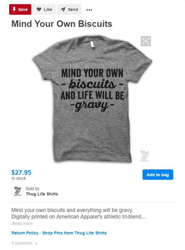 Sell on Pinterest, Pinterest shopping