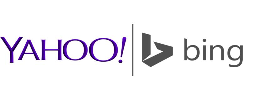 Yahoo and Bing partnership