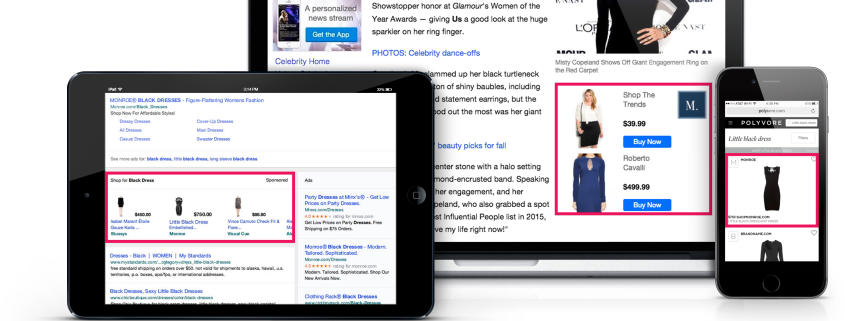 Yahoo Product Ads