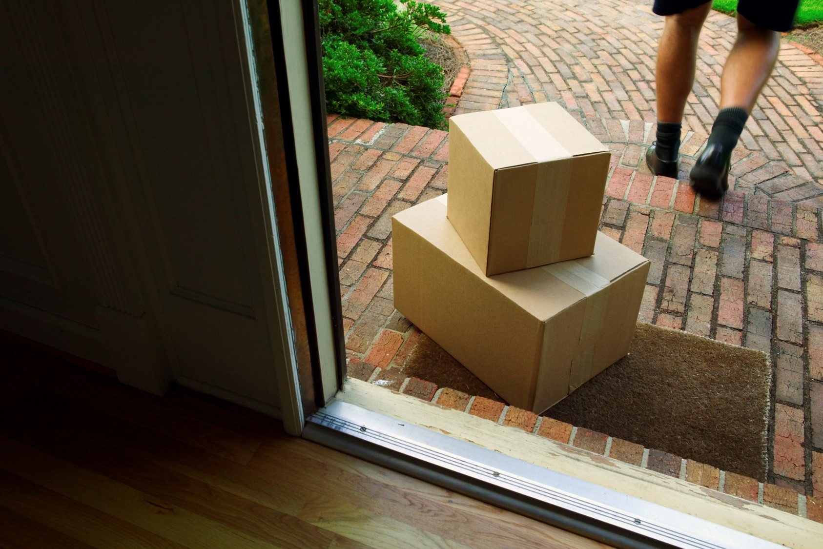 Amazon Prime Deliveries