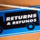 e-commerce returns, online returns