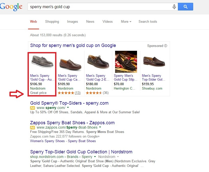 Google Shopp... Great Google